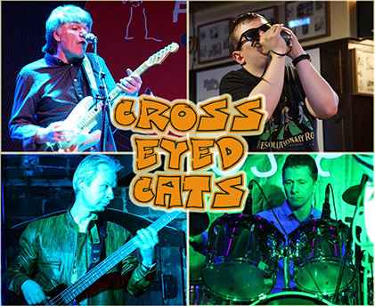 Группа «Cross-Eyed Cats»