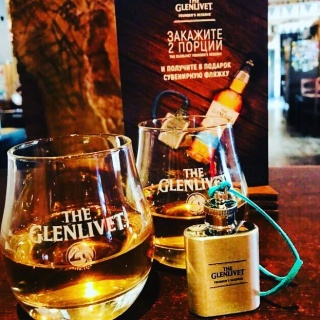 Кантри Паб — Новая акция The Glenlivet
